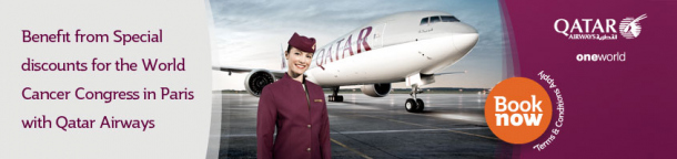 Benefit from a special discount with Qatar Airways