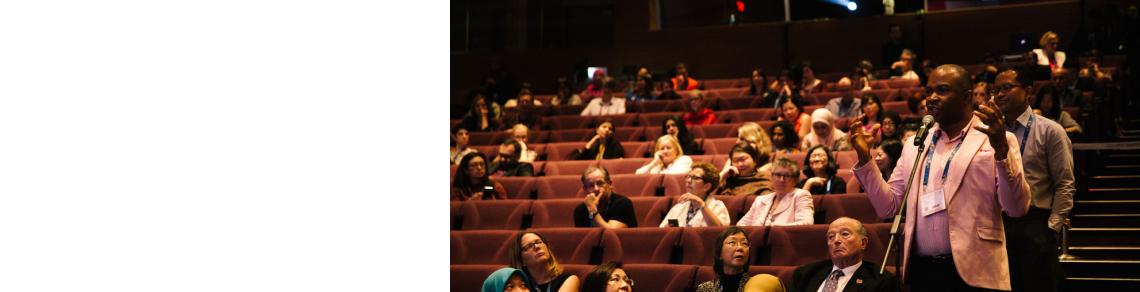 Questions in Plenary theatre