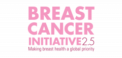 Breast Cancer Initiative 2.5